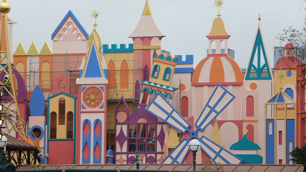 """""""it's a small world"""" - Réhabilitation [Fantasyland - 2015] - Page 19 IMG_4175"""
