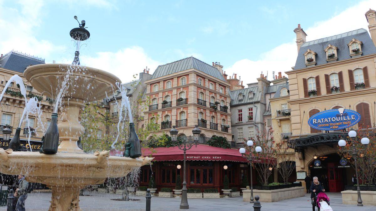 Réouverture de Disneyland Paris  - Page 4 IMG_4224