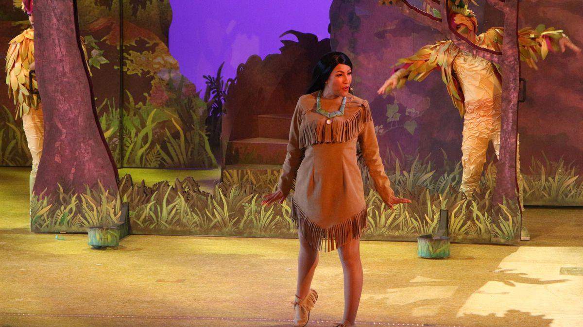 La Forêt de l'Enchantement : Une Aventure Musicale Disney [Frontierland - 2016-2017] - Page 17 IMG_7516