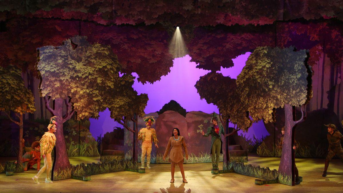 La Forêt de l'Enchantement : Une Aventure Musicale Disney [Frontierland - 2016-2017] - Page 17 IMG_7546