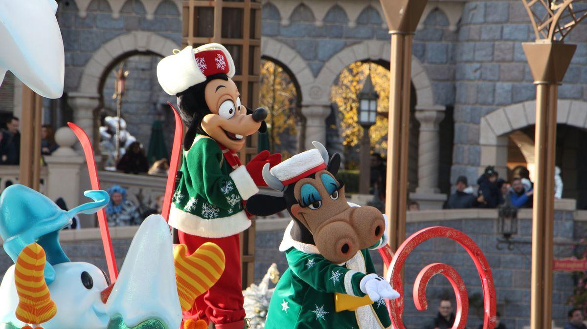 [Saison] Le Noël Enchanté de Disney (du 11 novembre 2016 au 8 janvier 2017)  - Page 23 IMG_3950