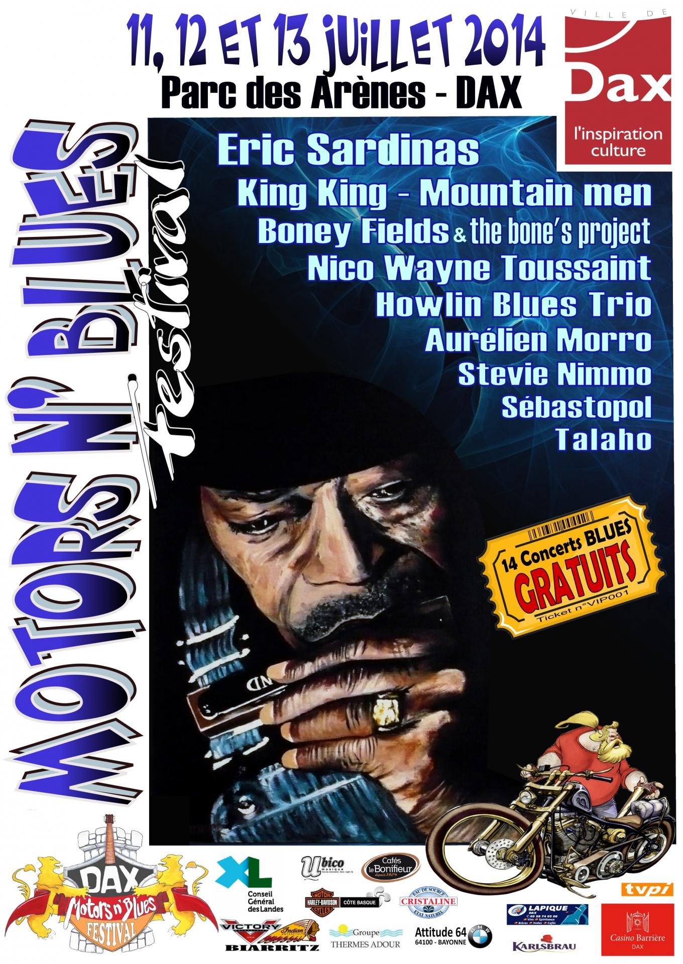 Du BLUES... du très bon Blues US - Page 2 Affiche.dmbf.2014