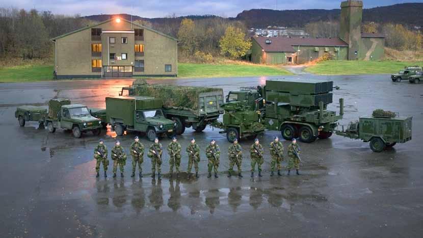 Armée lituanienne/Lithuanian Armed Forces - Page 5 NASAMS-03