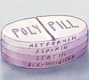 Polypill - இதய நோயாளிகளுக்கு ஓர் இனிப்பான செய்தி Polypill