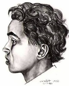 NEWHALL JANE DOE: M, 16-25 - Found shot to death in Angeles National Forest - Dec 8, 1980 994UMCA1_LARGE