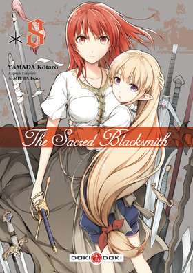 [ANIME] The Sacred Blacksmith 9782818924617
