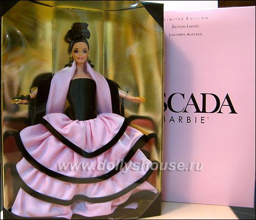 Девочки играют в куклы - Страница 2 Barbie-escada1