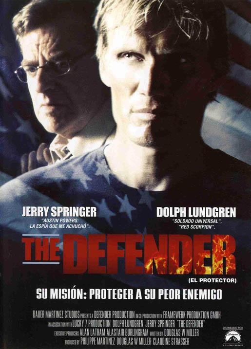 The Defender (El Protector) 2004 TD%20ES%20DVD