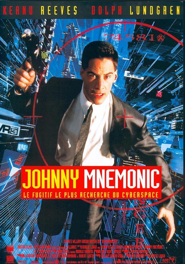 Johnny Mnemonic  (Johnny Mnemonic) 1995 JM%20FR%20FLYER