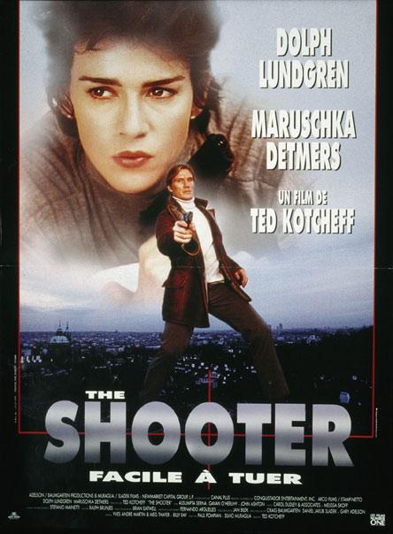 The Shooter (Desafio Final) 1995 Dolph-pos20