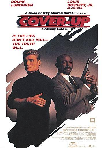 Cover Up (Cover Up - Rescate) 1991 Dolph-pos37