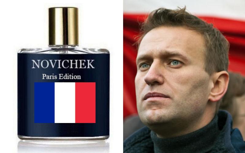 Russia-EU relationship - Page 4 Navalny-novichok-france