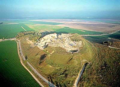 Библия и археология Megiddo
