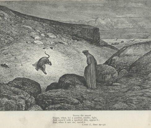 Дуранте дельи Алигьери ! Часть 2- божественная 01-005b