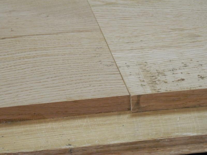 Escalier en chêne 2 virages + mezzanine PA060054-2