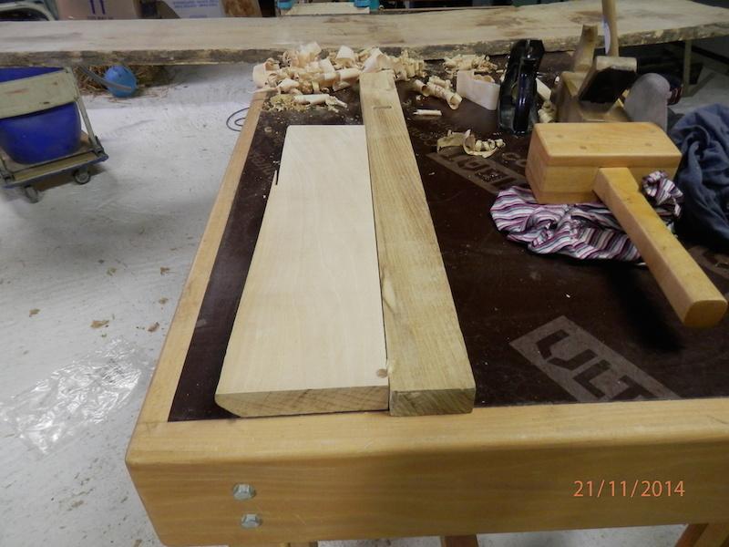 Table basse (pas à pas) Table1