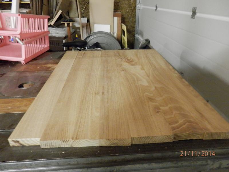 Table basse (pas à pas) Table17