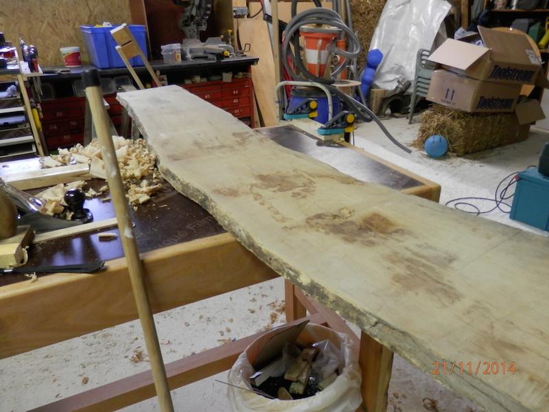 Table basse (pas à pas) Table5