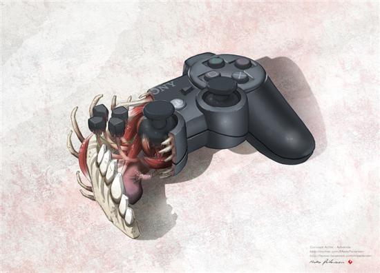 Dibujos vivos La-anatom%C3%ADa-de-los-gadgets-anatom%C3%ADa-de-joystick-de-Playstation_3