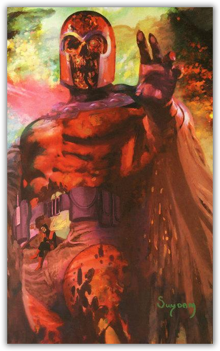 DBFILM TENKAICHI BUDOKAI 2 !!! (Combates)   - Página 8 36-personajes-geek-versi%C3%B3n-Zombies-magneto-zombie