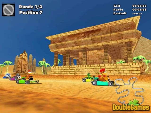 لعبة سباق الدجاج Moorhuhn Kart2 Moorhuhn-kart-2_1_big