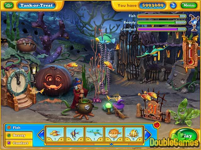 حصريا مع اللعبة المسلية الرائعة Fishdom Spooky Splash بحجم 50 ميجا فقط على اكثر من سيرفر Fishdom-spooky-splash_2_big