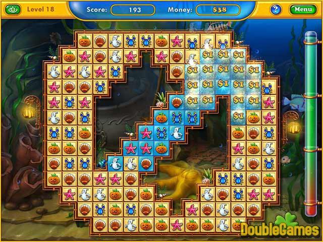 حصريا مع اللعبة المسلية الرائعة Fishdom Spooky Splash بحجم 50 ميجا فقط على اكثر من سيرفر Fishdom-spooky-splash_3_big