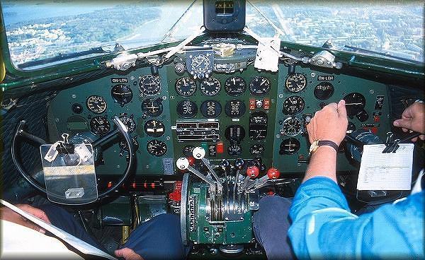 DOUGLAS DC3 Finnair2