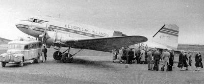 DOUGLAS DC3 10