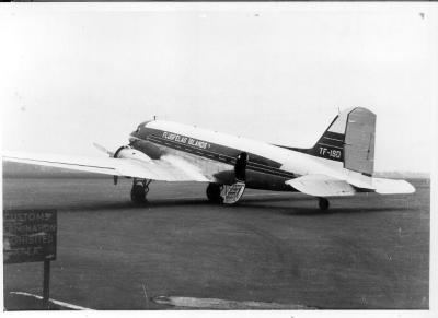 DOUGLAS DC3 13