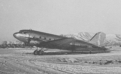DOUGLAS DC3 8