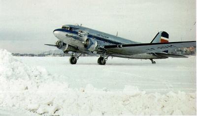 DOUGLAS DC3 9