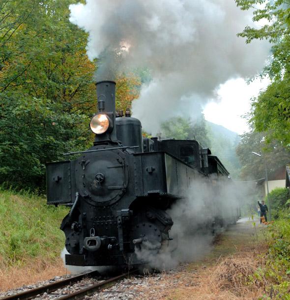 Vozovi Parni-lokomotiva