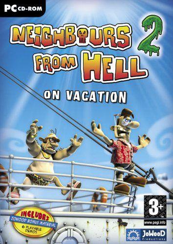لعبة ازاى تخنق جارك 2 .. Neighbours from Hell 2 برابط واحد فقط Wh_80024715