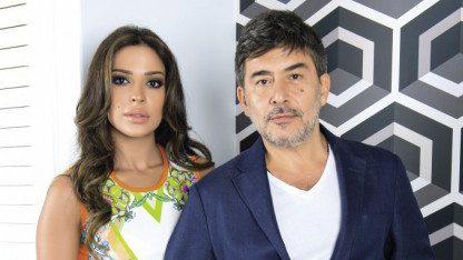 مسلسل جديد يجمع الممثل عابد فهد بالممثلة نادين نجيم في رمضان 2018.   81