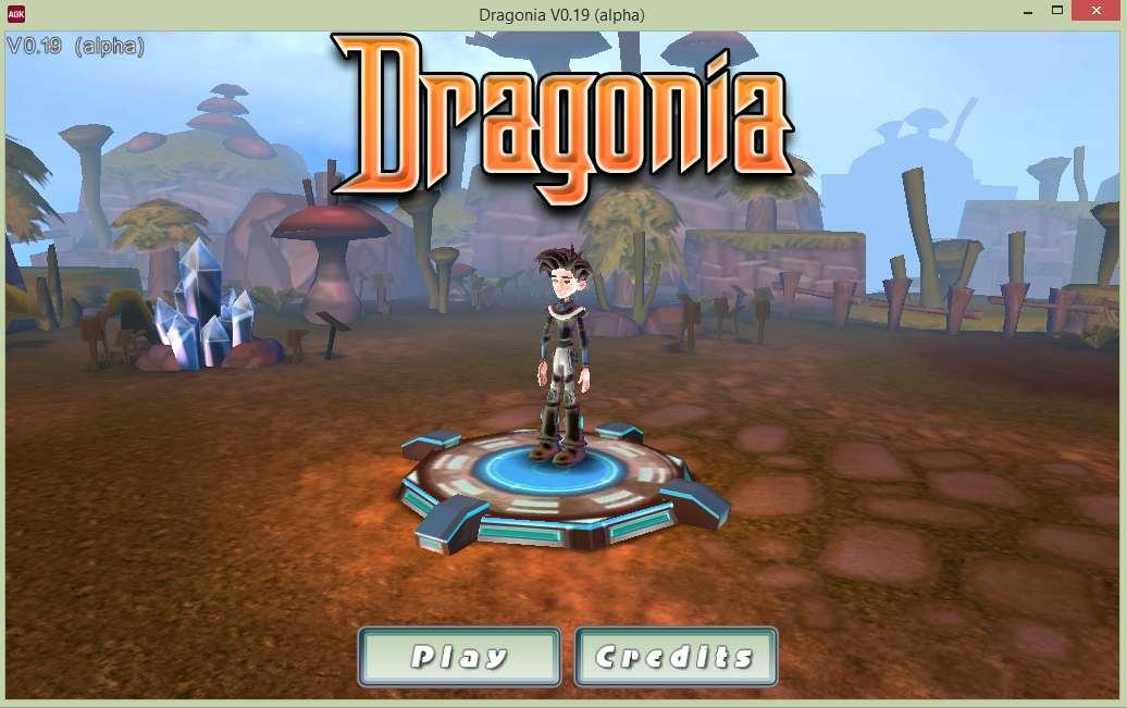 Dragonia - aventure, RPG (3D) Dragonia_01