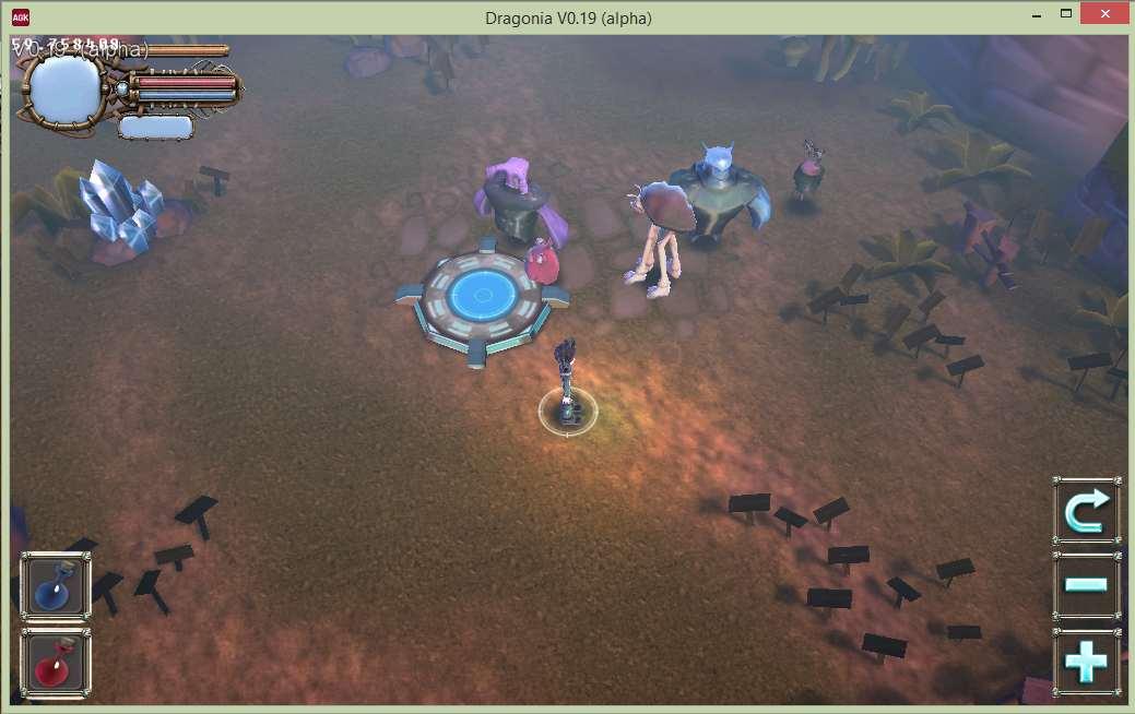Dragonia - aventure, RPG (3D) Dragonia_05