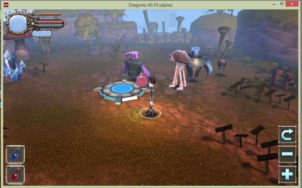 Dragonia - aventure, RPG (3D) Dragonia_07