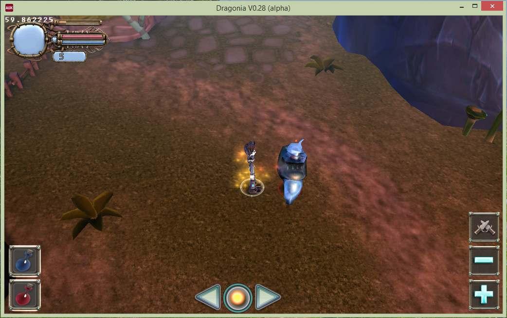 Dragonia - aventure, RPG (3D) Dragonia_11