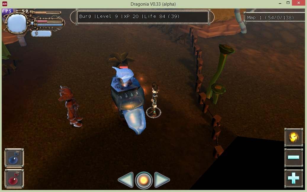 Dragonia - aventure, RPG (3D) Dragonia_15
