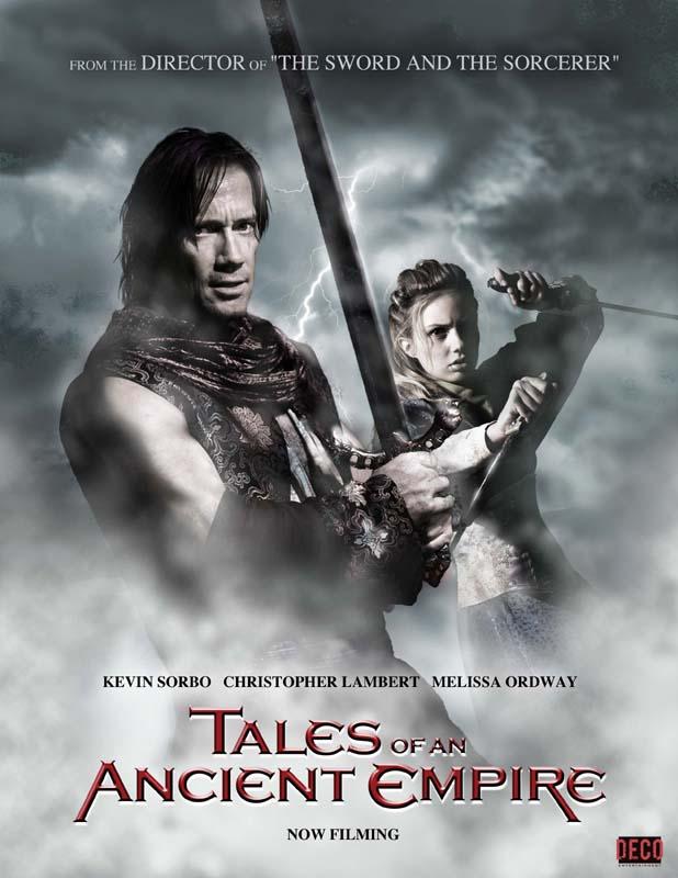 THE SWORD AND THE SORCERER 2 coming soon! Talesancientempireteaser2b
