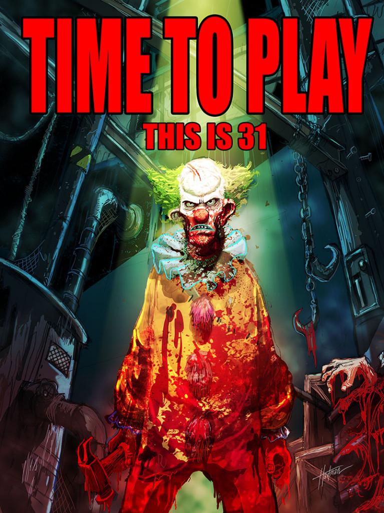 Rob Zombie: 31 (2015) 31