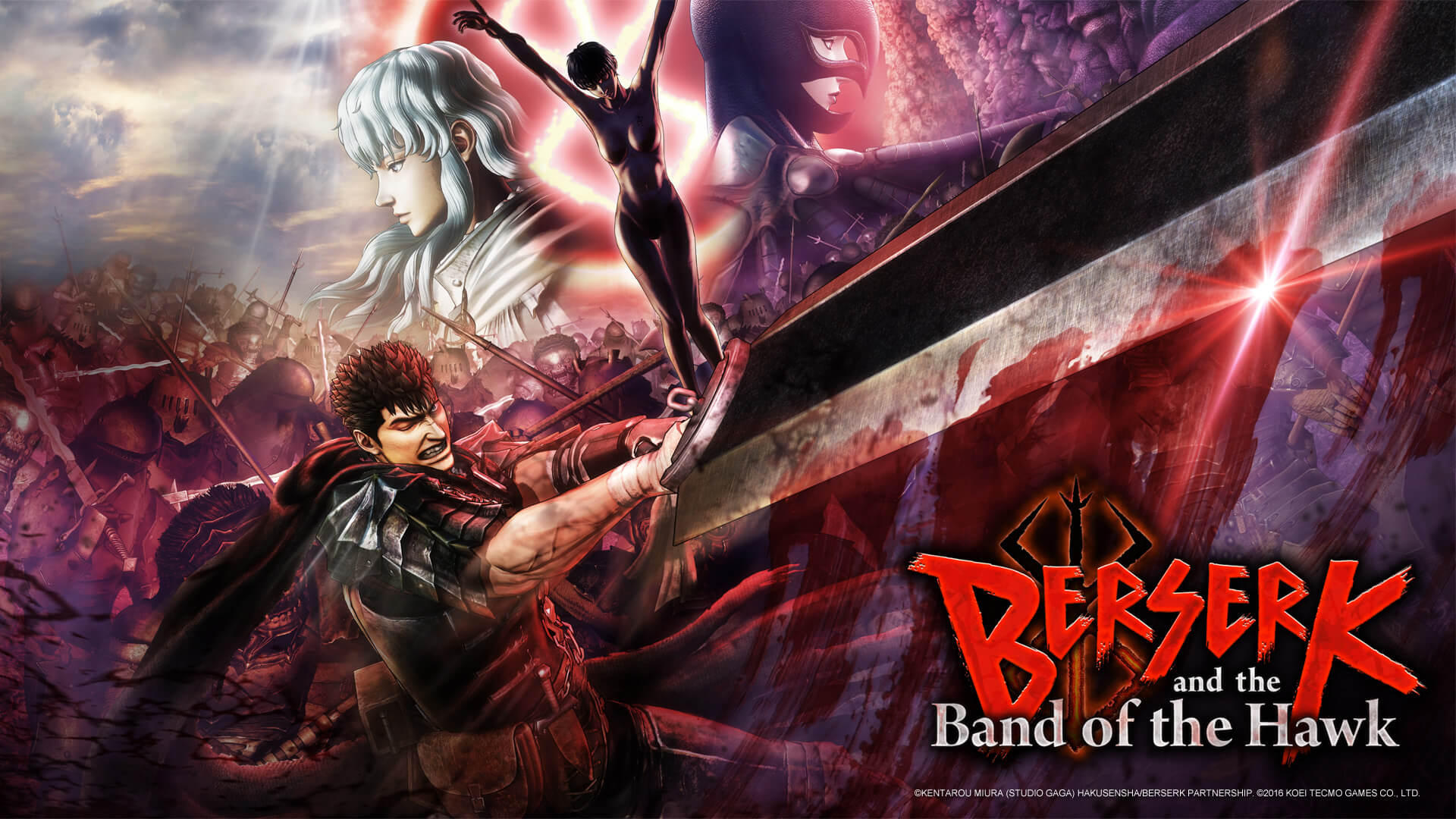 Last game you played & a 4 sentence review of it Bersek-band-of-the-hawk-poster-1
