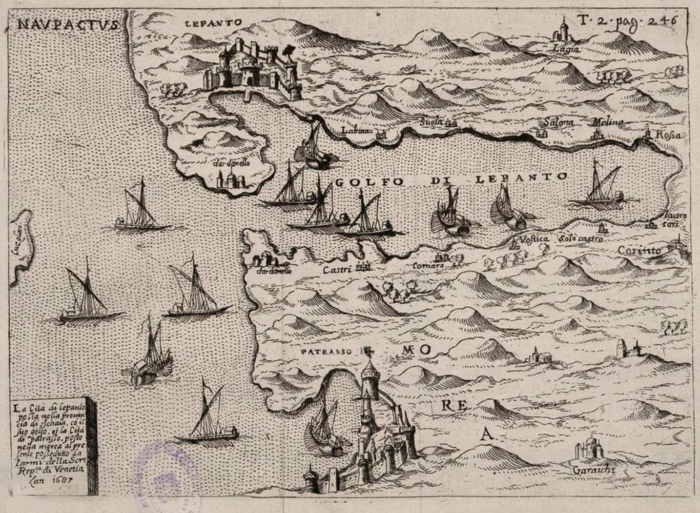 [Historia] Se cumplen 445 años de la batalla de Lepanto, la humillación de Don Juan de Austria al Imperio otomano Lepanto_batalla1