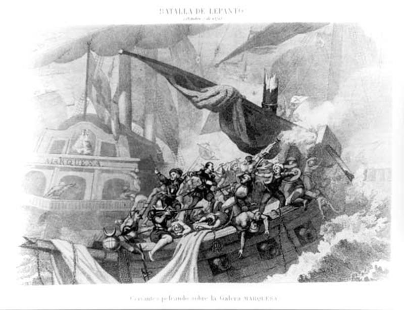 [Historia] Se cumplen 445 años de la batalla de Lepanto, la humillación de Don Juan de Austria al Imperio otomano Lepanto_batalla_marquesa