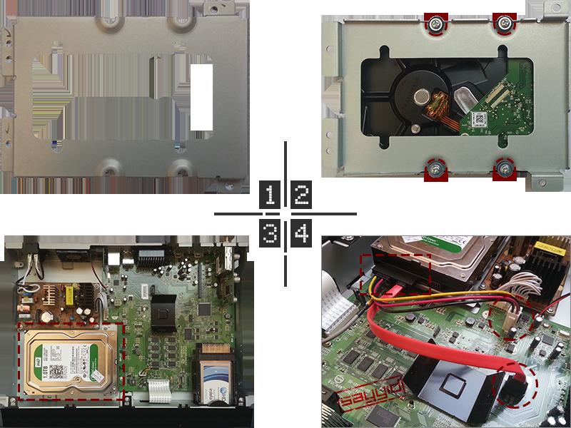 جهاز الإستقبال Vu+ Duo² Hw-hdd