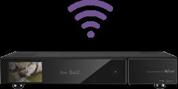 جهاز الإستقبال Vu+ Duo² Hw-wifi