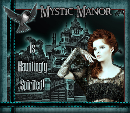 Thursday Cheers The Huntress MMhaunted_cheer