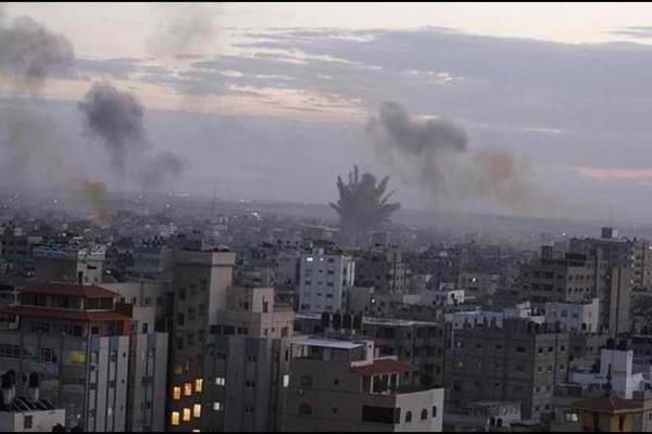 اخر اخبار غزة تحت القصف الصهيوني ، صور وفيديو القصف الصهيوني على غزة 14/11/2012 19633dreamscity