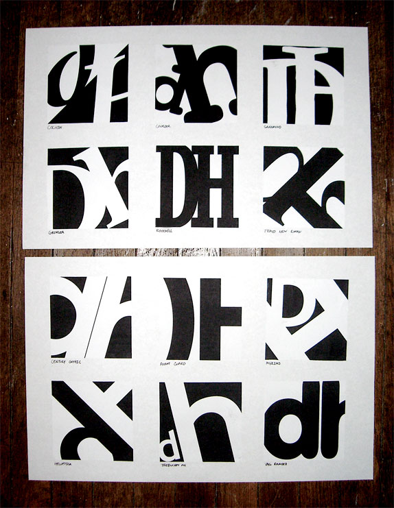 grafik (TİPOGRAFİ) Typography-project